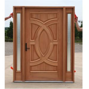 We are known as the famous organization engaged in offering a wide range of Solid Panel Teak Door. This door is available in different sizes and designs as ... & Teak Solid Panel Doors u2013 HPI pezcame.com